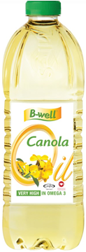 Picture of B-Well Canola Cooking Oil Bottle 2l