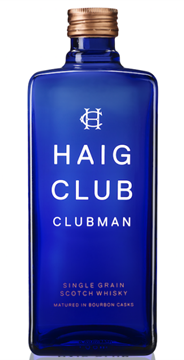 Picture of Haig Club Clubman Whisky Bottle 750ml