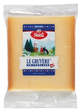 Picture of Heidi Gruyere Swiss Cheese Pack 170g