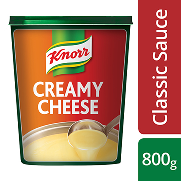 Picture of Knorr Creamy Cheese Sauce Mix Pack 800g