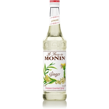 Picture of Monin Ginger Syrup Bottle 700ml