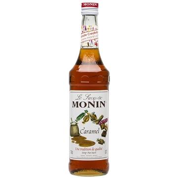 Picture of Monin Caramel Syrup Bottle 1l