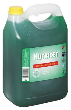 Picture of Nutridet Econo Dishwashing Liquid Bottle 5l