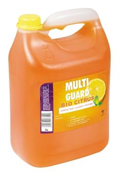 Picture of Multiguard Citrus Disinfect Deodoriser Bottle 5l