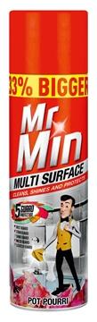 Picture of Mr Min Pot Pourri Furniture Polish Can 400ml