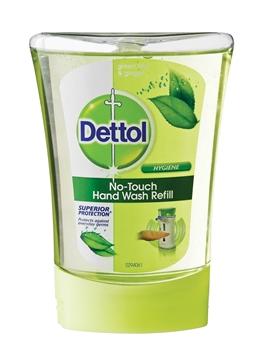 Picture of Dettol Green Tea Handwash Liquid Refill 250ml
