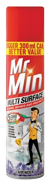 Picture of Mr Min Multi Lavender Multi-Surface Cleaner 300ml