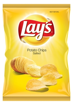 Picture of Lays Salted Chips Box 48 x 36g