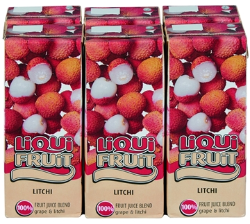 Picture of Liquifruit Litchi Juice Pack 6 x 250ml