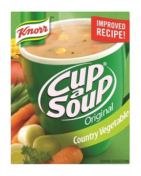 Picture of Knorr Cup-A-Soup Country Vegetable 4 Pack