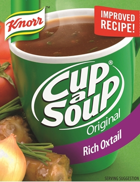 Picture of Knorr Cup-A-Soup Original Rich Oxtail 4 Pack