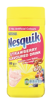 Picture of Nesquick Strawberry Flavoured Beverage 500g
