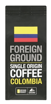 Picture of Foreign Ground Columbian Ground Coffee 250g