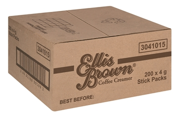 Picture of Ellis Brown Coffee Creamer Sticks 200 x 4g