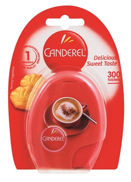 Picture of Canderel Sweetener Tablets Pack 300s