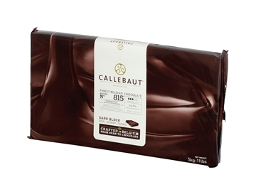 Picture of Callebaut Couverture Dark Chocolate 56% Slab 5kg