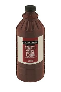 Picture of Caterclassic Econo Tomato Sauce Bottle 2l