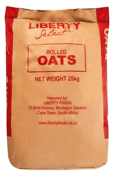 Picture of Liberty Rolled Oats Porridge Bag 25kg
