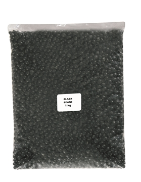 Picture of Black Beans Pack 1kg