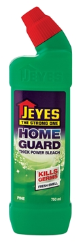 Picture of Jeyes Homeguard Pine Thick Bleach Bottle 750ml