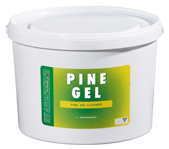 Picture of Pine Gel Disinfect Bottle 5kg