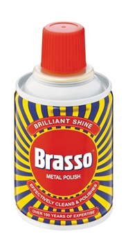 Picture of Brasso Metal Polish Can 100ml