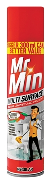 Picture of Mr Min Regular Multi Surface Can 300ml
