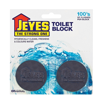 Picture of Jeyes Bloo Toilet Block 2pk 45g