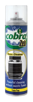 Picture of Cobra Zeb Fume Free Oven Cleaner 275ml