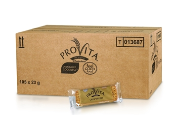 Picture of Provita Wheat Individual Wrapped Biscuits 105x23g