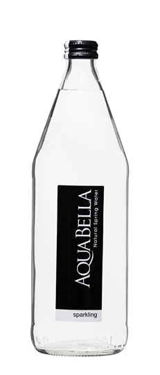 Picture of Aquabella Glass Sparkling Water 12 x 750ml