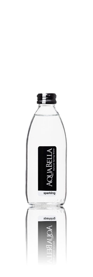 Picture of Aquabella Glass Sparkling Water 24 x 250ml