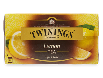 Picture of Twinings Lemon Teabags 25s