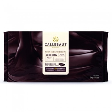 Picture of Callebaut Couverture Dark Chocolate 70% Slab 5kg