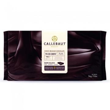 Picture of Callebaut Couverture Dark Chocolate 70% Slab 5kg