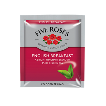 Picture of Five Roses English Breakfast Teabags 200s