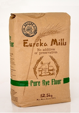 Picture of Eureka Pure Rye Flour Bag 12.5kg