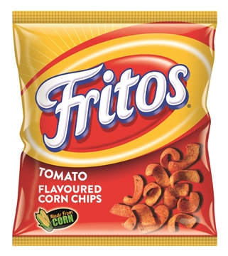 Picture of Fritos Tomato Corn Chips Box 48 x 65g