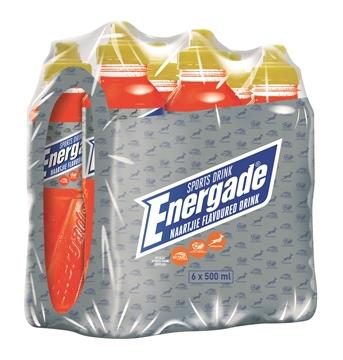 Picture of Energade Naartjie Sportdrink Pack 6 x 500ml