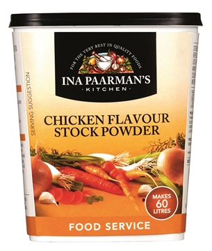 Picture of Ina Paarman Powder Chicken Stock Granules Tub 1kg