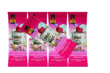 Picture of Hug In A Mug Marshmallow Cappuccino Box 50 x 24g