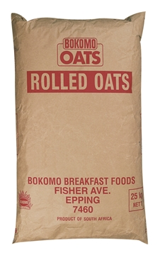 Picture of Bokomo Quick Cooker Oats Porridge 25kg