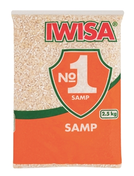 Picture of Iwisa Plastic Samp Bag 2.5kg