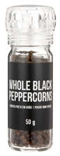 Picture of Caterclassic Black Pepper Spice Grinder Bottle 50g