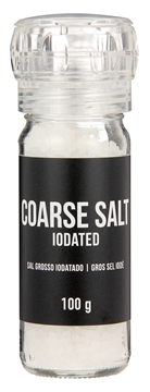Picture of Caterclassic Coarse Salt Spice Grinder Bottle 100g