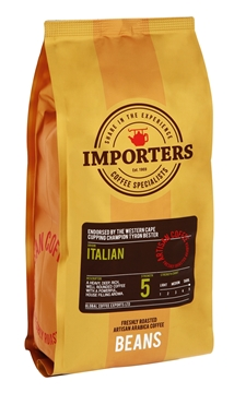 Picture of Importers Italian Espresso Coffee Beans Pack 1kg