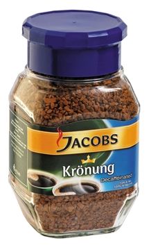 Picture of Jacobs Kronung Decaf Instant Coffee 200g