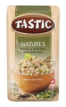 Picture of Tastic Brown & Wild Rice Pack 1kg