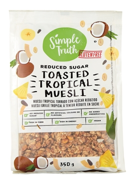 Picture of Simple Truth Tropical Muesli Cereal Pack 350g