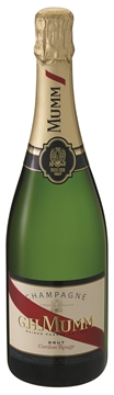 Picture of Mumm Brut Champagne Bottle 750ml